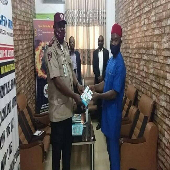 FRSC to partner Defence Intelligence Agency to promote inter-agency training for staff members