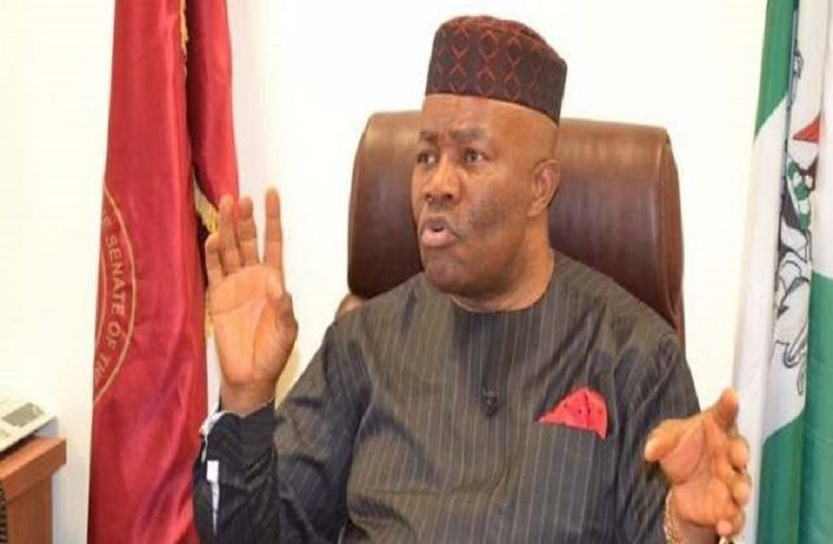 Akpabio writes National Assembly, denies saying lawmakers got NDDC contracts
