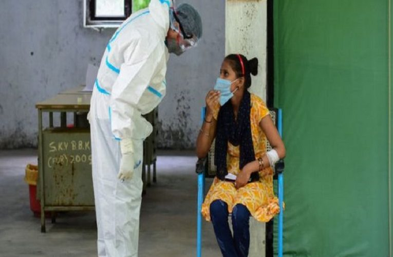 India's Covid-19 cases surge past one million
