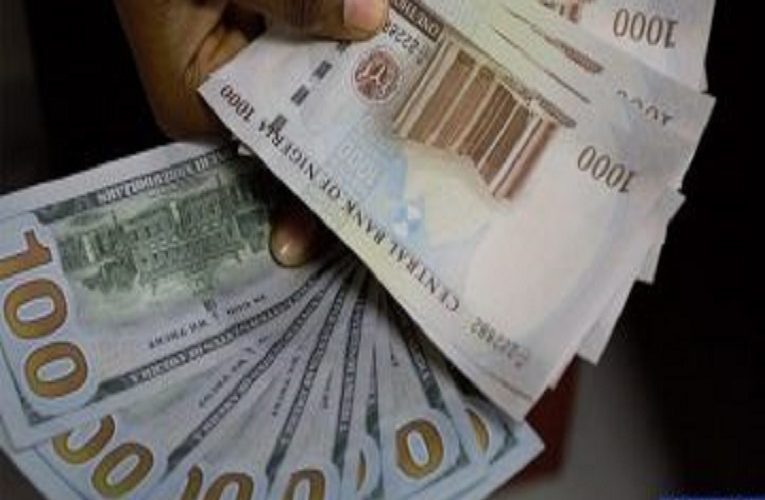 Naira exchanges for 480/$ at parallel market