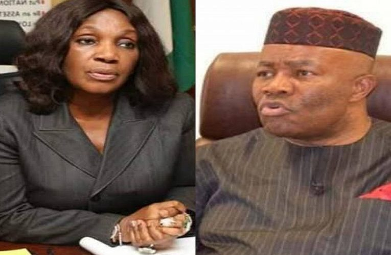I'm the only woman that has slapped Akpabio – Former NDDC Acting MD, Joy Nunieh accuses Minister of Niger Delta Affairs of sexual harassment