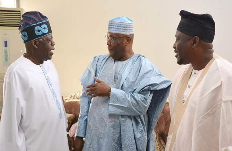 2023 Presidency: Atiku, Tambuwal, Tinubu Test Might In Ondo Election