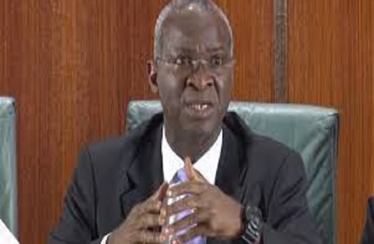 Debt Accumulation: Unborn children too should contribute to infrastructure, says Fashola