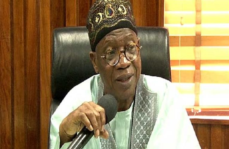 Lai Mohammed Denies Meeting Twitter Executives In The US