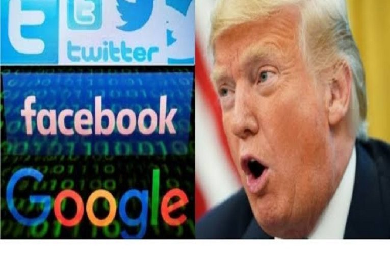 Twitter, Netflix, Apple, Facebook, Microsoft and 47 other companies denounce Trump's visa restrictions