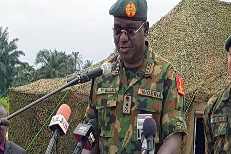 We've pushed Boko Haram out of North-east, remaining Borno — Buratai