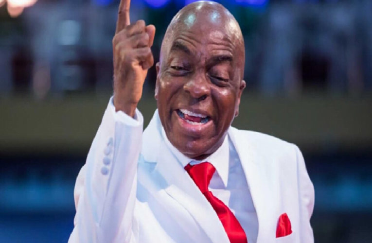 Bishop Oyedepo Sacks 40 Pastors 'For Low Income From Their Branches' (Video)