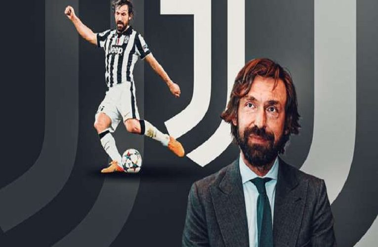 Juventus name club legend Andrea Pirlo as new coach after Maurizio Sarri sacking