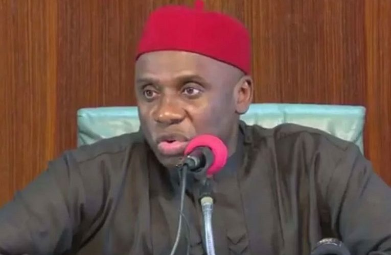 FG about to start four new rail projects — Amaechi