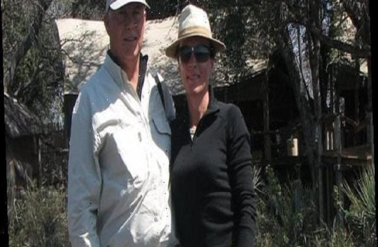 Tourist had part of his arm ripped off by a LION as he slept in a tent alongside his wife during exclusive African safari organised by British travel firm