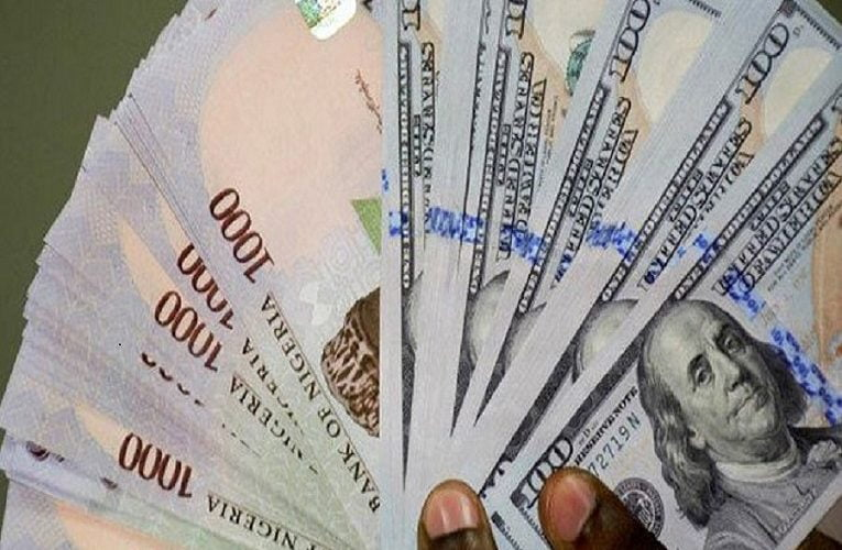 Naira Crashes To Record Low At Official Market