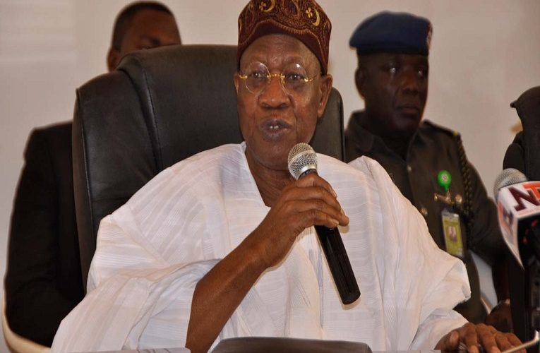 EndSARS: Twitter Didn't Suspend My Account – Lai Mohammed