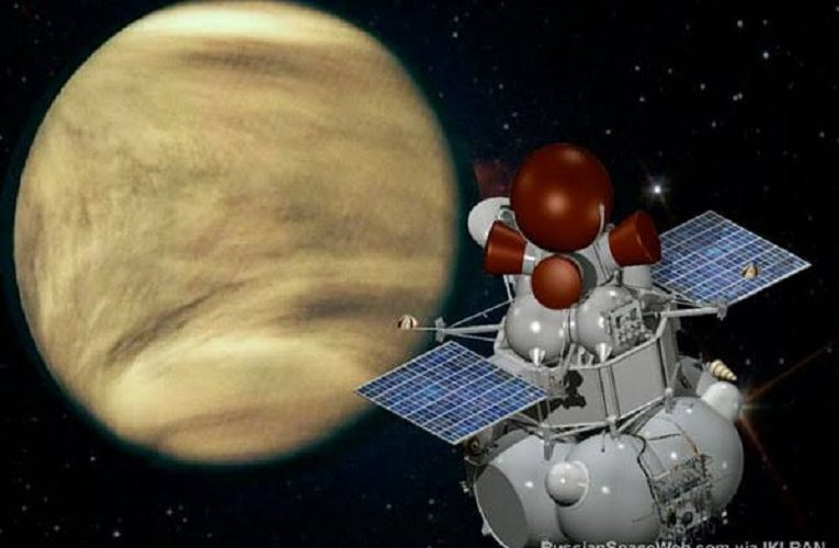 Russia mulls mission to Venus in 2027 to study biomarkers in atmosphere