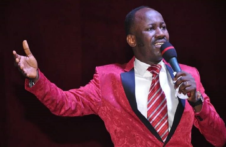 Apostle Suleman: My Spiritual Son Landed In France 'Supernaturally'