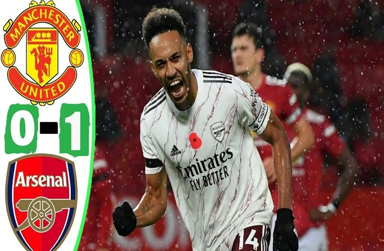 Manchester United vs Arsenal 0-1 All Goals & Extended Highlights 2020