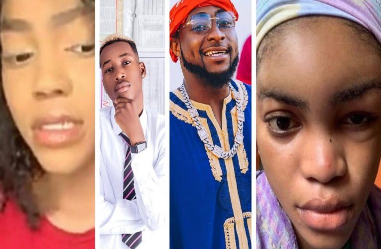 He told me he will kill me and nothing will happen because Davido will get him out of it – Lil Frosh's girlfriend speaks in new interview (Video)