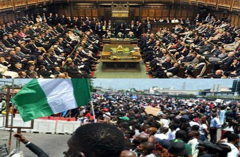 Lekki Shootings: If You Missed The UK Parliament Debate, Here's The Conclusion from The Debate