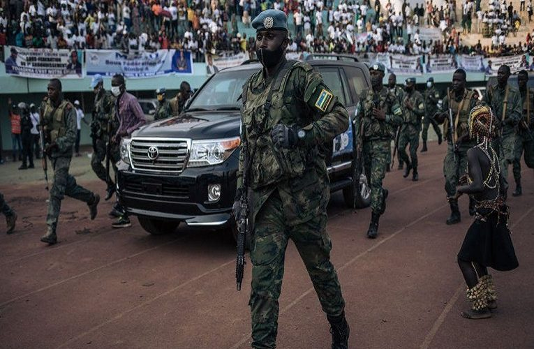 Rwanda bolsters force in CAR as rebels 'held back'