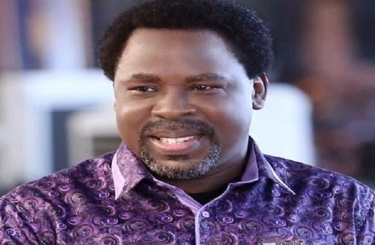 TB Joshua Returns From Prayer Mountain With 2021 Prophecies