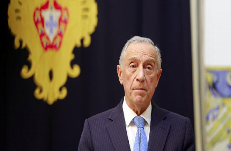 Portugal's President tests positive for Coronavirus just before election