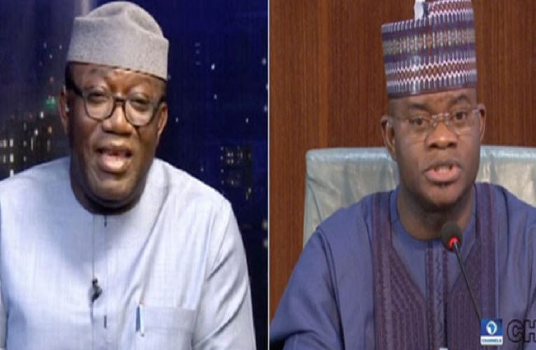 Do not risk the lives of your citizens – Governor Fayemi tells Governor Bello after he claimed that 'COVID-19 vaccines are being introduced to kill the masses'