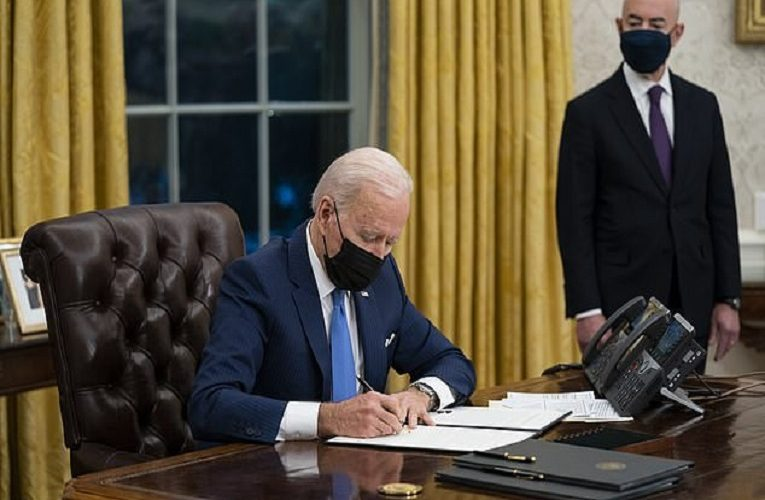 US rejoins Paris climate accord as Biden continues to reverse Trump's legacy