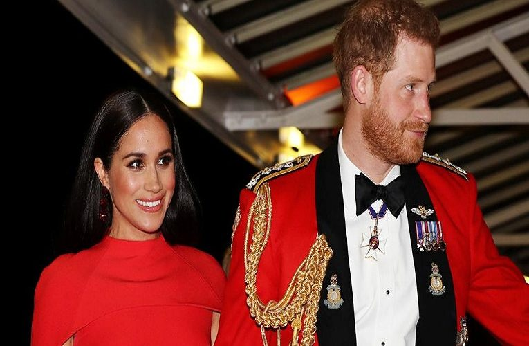 Prince Harry, Meghan Announce Final Split With British Royalty
