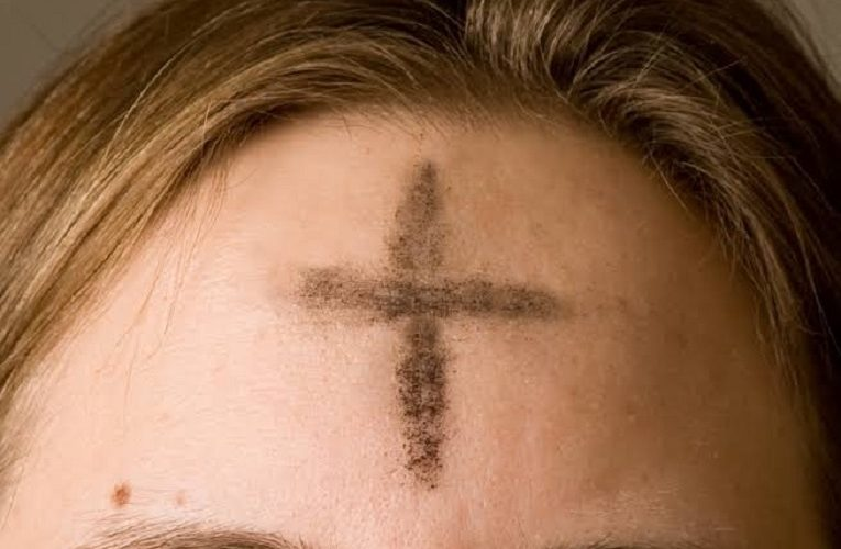 Today Is Ash Wednesday, Marks The Start Of The Lenten Period