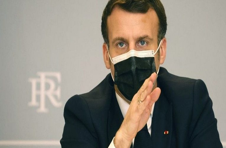 Covid vaccines: Macron proposes sending 4-5% of doses to poorer nations