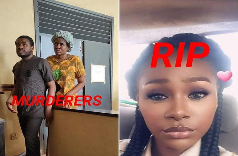 She Was Lured Into Their House To Make-up For Them, But Was Killed By These Two Siblings With Poison