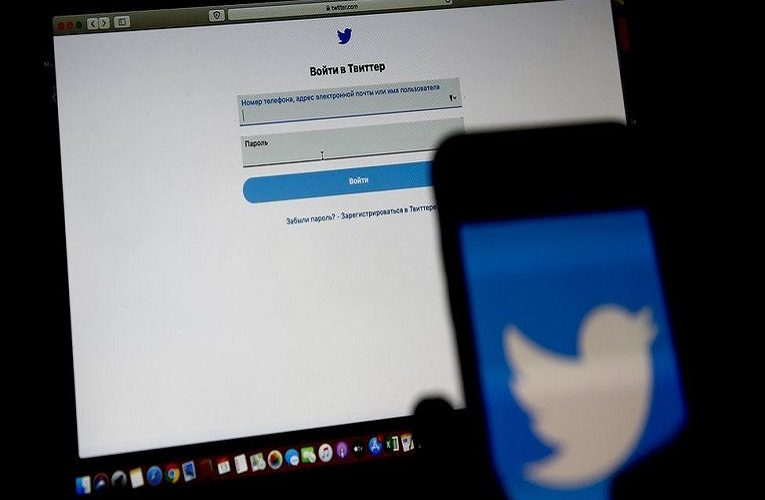 Russia targets Twitter speed over 'banned content'