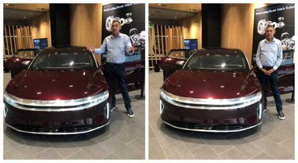 Ben Murray-Bruce to buy 1st Lucid electric car, calls for ban of petrol engine