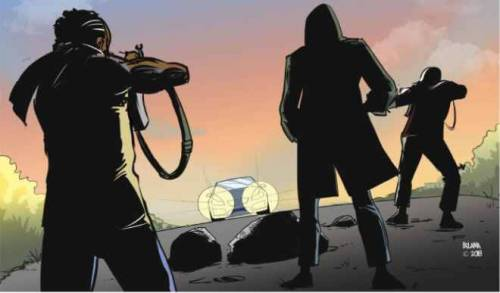 Gunmen Abduct Military Woman, Two Others On Ibadan/Ijebu Ode Expressway