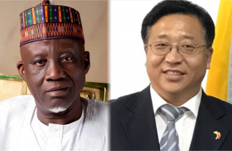 Insecurity: FG looks to China for support