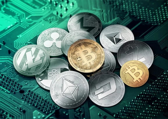 Cryptocurrency market now worth $2tn -Report