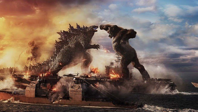 'Godzilla vs Kong' brings in record $60M in US and Canada to become No1 in box office in covid-19 era; hits $358M globally