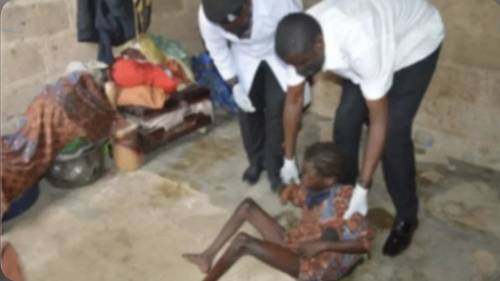 Police Rescue Teenage Girl Locked In Room By Parents For 10 Years In Kano