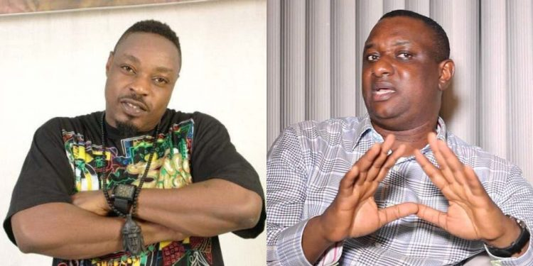 "Twitter Deletes Keyamo's Leaked Chat With Eedris For ""Violating Rules"""