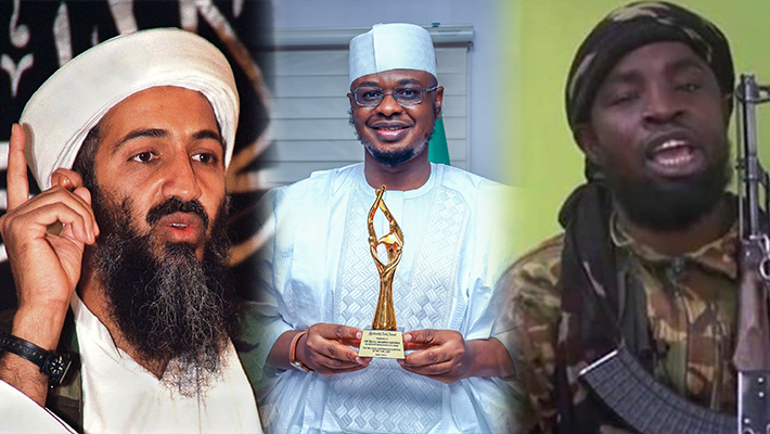 Terror-minded Pantami named Nigeria's most outstanding minister