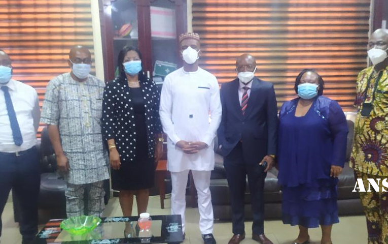 Health commissioner commends West African College of Physicians accreditation team