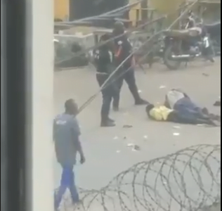 Police, Commercial Motorcyclists Clash In Lagos
