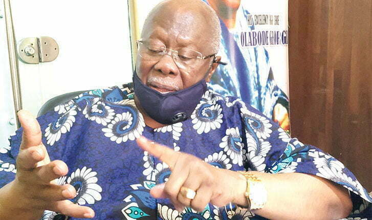 2023: I'll Cease To Be Nigerian If Tinubu Becomes President – Bode Georg