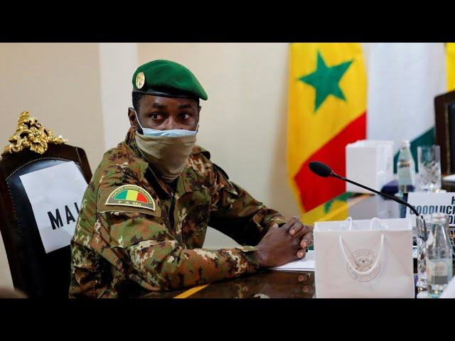 ECOWAS Suspends Mali From Its Institutions After Coup