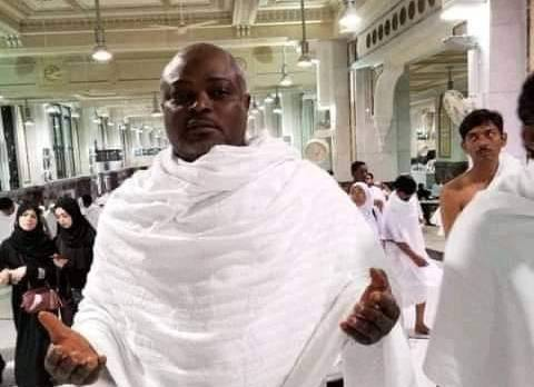 Lagos Speaker, Obasa Under EFCC Probe Sighted In Mecca After Lying He Was Sick, Needed His Passport For Treatment Abroad