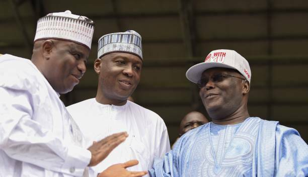2023: PDP Considers Atiku, Saraki, Tambuwal As Possible Presidential Flagbearer