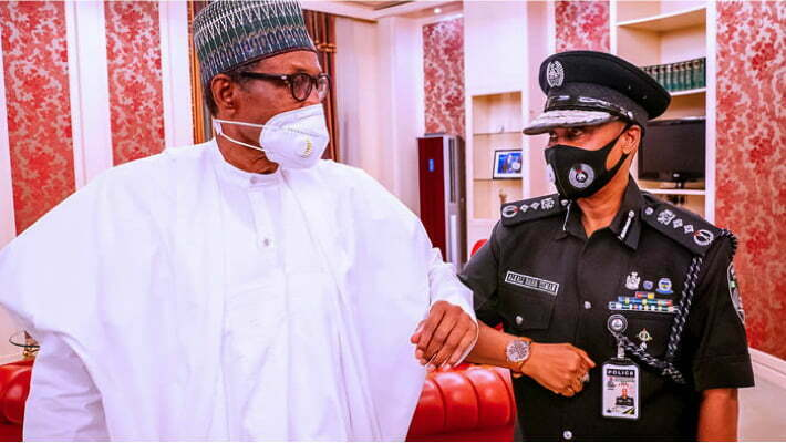 No government more committed to better policing than me: Buhari