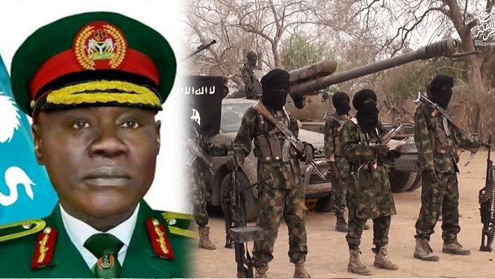 Nigerian Army begs Boko Haram, ISWAP terrorists for reconciliation