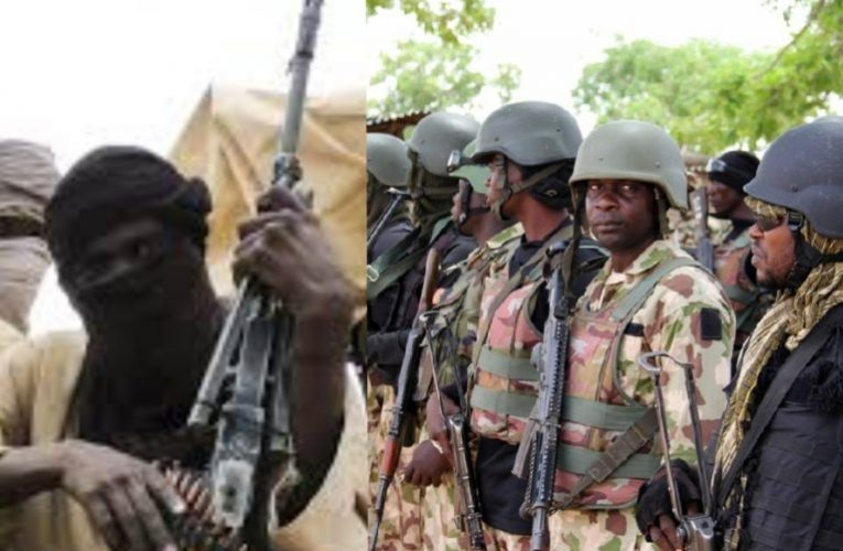 Bandit heading to Ibadan with military kits intercepted: Army