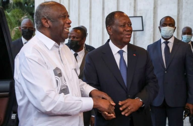 OUATTARA MEETS GBAGBO AFTER 10 YEARS: IS COTE D'IVOIRE TRULY ON THE MEND?