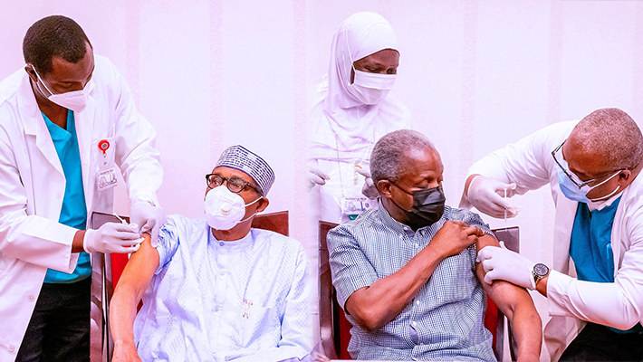COVID-19: Buhari regime to sanction Nigerians who refuse to be vaccinated